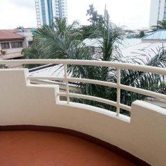 Отель Park Inn by Radisson, Lagos Victoria Island балкон