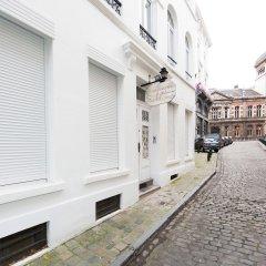 Отель Compagnie des Sablons Apartments Бельгия, Брюссель - отзывы, цены и фото номеров - забронировать отель Compagnie des Sablons Apartments онлайн