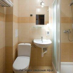 Отель Dal Польша, Гданьск - 2 отзыва об отеле, цены и фото номеров - забронировать отель Dal онлайн ванная