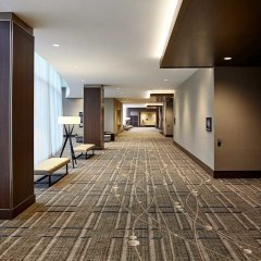 Отель Jw Marriott Minneapolis Mall Of America Блумингтон интерьер отеля
