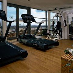 Отель Sheraton Carlton Нюрнберг фитнесс-зал фото 3