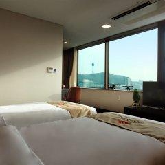 Отель Skypark Kingstown Dongdaemun Южная Корея, Сеул - отзывы, цены и фото номеров - забронировать отель Skypark Kingstown Dongdaemun онлайн комната для гостей фото 4