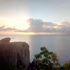 Отель Nangyuan Island Dive Resort Таиланд, о. Нангьян - отзывы, цены и фото номеров - забронировать отель Nangyuan Island Dive Resort онлайн приотельная территория фото 2