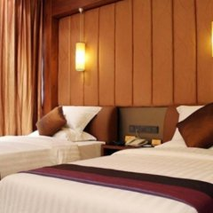 Guangzhou Hui Li Hua Yuan Holiday Hotel комната для гостей фото 4