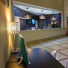 Отель Athina Palace Греция, Ферми - отзывы, цены и фото номеров - забронировать отель Athina Palace онлайн гостиничный бар