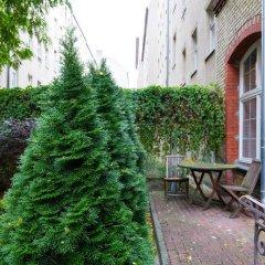Отель Primeflats - Apartments am Mauerpark Германия, Берлин - отзывы, цены и фото номеров - забронировать отель Primeflats - Apartments am Mauerpark онлайн балкон