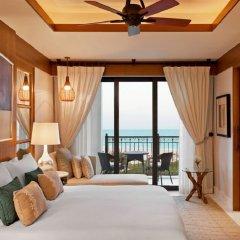 Отель The St. Regis Saadiyat Island Resort, Abu Dhabi комната для гостей фото 5
