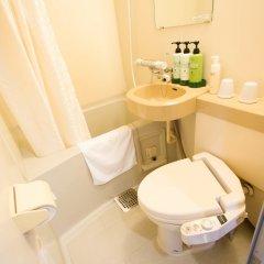 Отель Areaone Hakata Хаката ванная