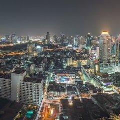 Отель Baiyoke Suite Hotel Таиланд, Бангкок - 3 отзыва об отеле, цены и фото номеров - забронировать отель Baiyoke Suite Hotel онлайн балкон