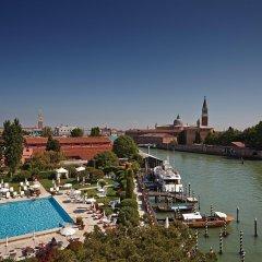 Belmond Hotel Cipriani Венеция бассейн