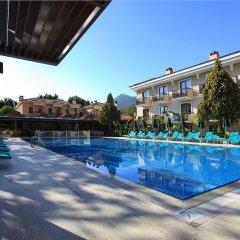 Отель Perdikia Hill бассейн фото 3