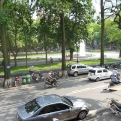 Отель Anise Hanoi парковка