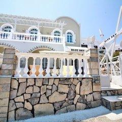 Отель Blue Sky Hotel Греция, Остров Санторини - отзывы, цены и фото номеров - забронировать отель Blue Sky Hotel онлайн фото 5