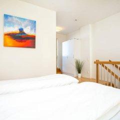 Отель Apartdirect Hammarby Sjostad Стокгольм комната для гостей фото 5