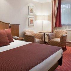 Отель Britannia Airport Inn Manchester Великобритания, Уилмслоу - отзывы, цены и фото номеров - забронировать отель Britannia Airport Inn Manchester онлайн комната для гостей фото 5