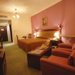 Al Bustan Hotel Flats Шарджа комната для гостей