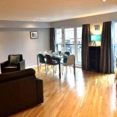 Отель Tolbooth Apartments Великобритания, Глазго - отзывы, цены и фото номеров - забронировать отель Tolbooth Apartments онлайн интерьер отеля фото 2