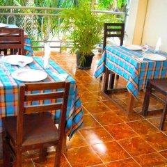 Отель La Saman Villa питание фото 2