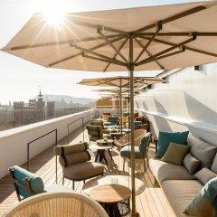 Отель Motel One Barcelona-Ciutadella балкон