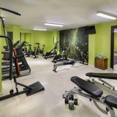Апартаменты Regency Country Club, Apartments Suites фитнесс-зал