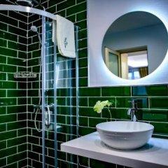 Отель Panorama Hotel Болгария, Сливен - отзывы, цены и фото номеров - забронировать отель Panorama Hotel онлайн ванная