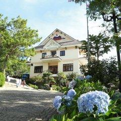 Ky Hoa Hotel Da Lat Далат парковка