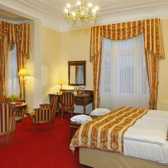 Отель Danubius Health Spa Resort Hvězda-Imperial-Neapol комната для гостей фото 2