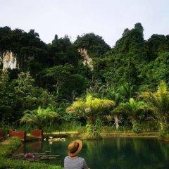 Отель Villa Ban Tanay бассейн