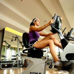 Nouvo City Hotel фитнесс-зал фото 2