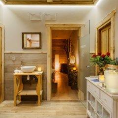 Отель Viñas De Lárrede Сабиньяниго ванная