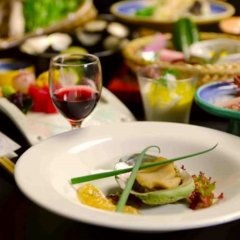 Отель Sansuikan Япония, Беппу - отзывы, цены и фото номеров - забронировать отель Sansuikan онлайн питание фото 3