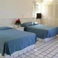 Отель Villa Palomas Ixtapa комната для гостей