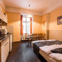 Отель Aparthotel Davids Чехия, Прага - отзывы, цены и фото номеров - забронировать отель Aparthotel Davids онлайн комната для гостей