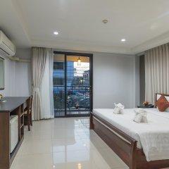 Отель Lada Krabi Residence Таиланд, Краби - отзывы, цены и фото номеров - забронировать отель Lada Krabi Residence онлайн комната для гостей фото 2