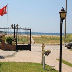 Sunset Troia Турция, Тевфикие - отзывы, цены и фото номеров - забронировать отель Sunset Troia онлайн пляж
