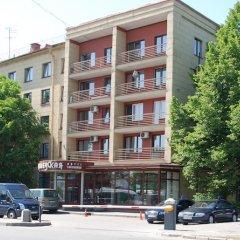 Гостиница Киевская вид на фасад фото 3