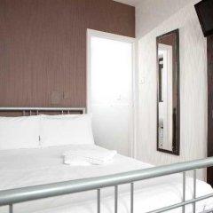 Euro Hostel Glasgow Стандартный номер с различными типами кроватей фото 2