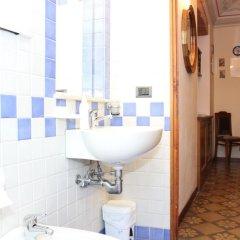 Апартаменты Art Apartment Sdrucciolo dè Pitti ванная