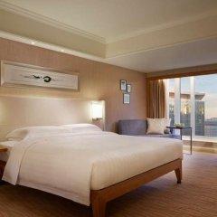 Отель Grand Hyatt Beijing комната для гостей фото 3