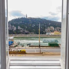 Отель Furnished Flats Along Danube River Венгрия, Будапешт - отзывы, цены и фото номеров - забронировать отель Furnished Flats Along Danube River онлайн комната для гостей фото 5
