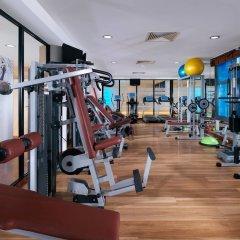 Отель Sheraton Grand Krakow фитнесс-зал фото 2