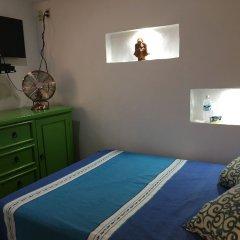 Отель Hostal de Maria комната для гостей