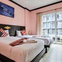 Отель Hollywood Inn Love комната для гостей фото 3