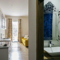 Отель Royal Suite Santander Испания, Сантандер - отзывы, цены и фото номеров - забронировать отель Royal Suite Santander онлайн комната для гостей фото 5