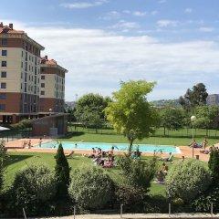 Отель Apartamentos Alday бассейн