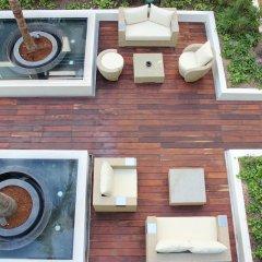 Отель The Palm At Playa Плая-дель-Кармен ванная фото 2