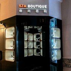 Отель ShenzhenAir International Hotel Китай, Шэньчжэнь - отзывы, цены и фото номеров - забронировать отель ShenzhenAir International Hotel онлайн фото 4