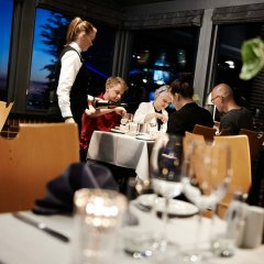 Munkebjerg Hotel питание фото 3