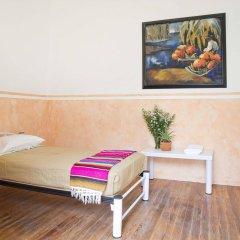Отель Casa San Ildefonso Мехико комната для гостей