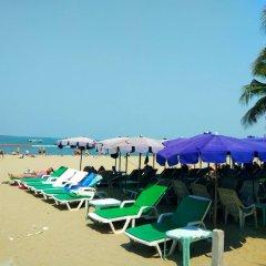 Отель Sawasdee SeaView Таиланд, Паттайя - 2 отзыва об отеле, цены и фото номеров - забронировать отель Sawasdee SeaView онлайн пляж